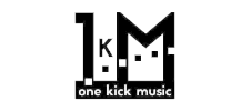Logo One Kick Music